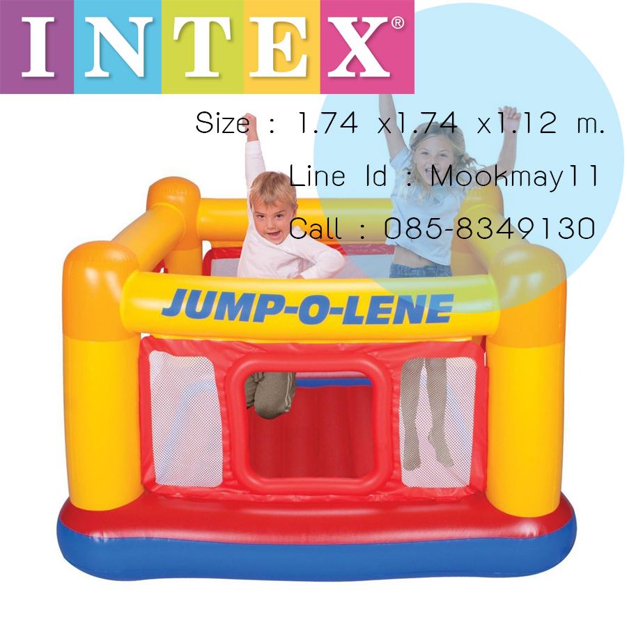 Intex Jump-o-Lene บ่อกระโดดสังเวียนมวย 48260