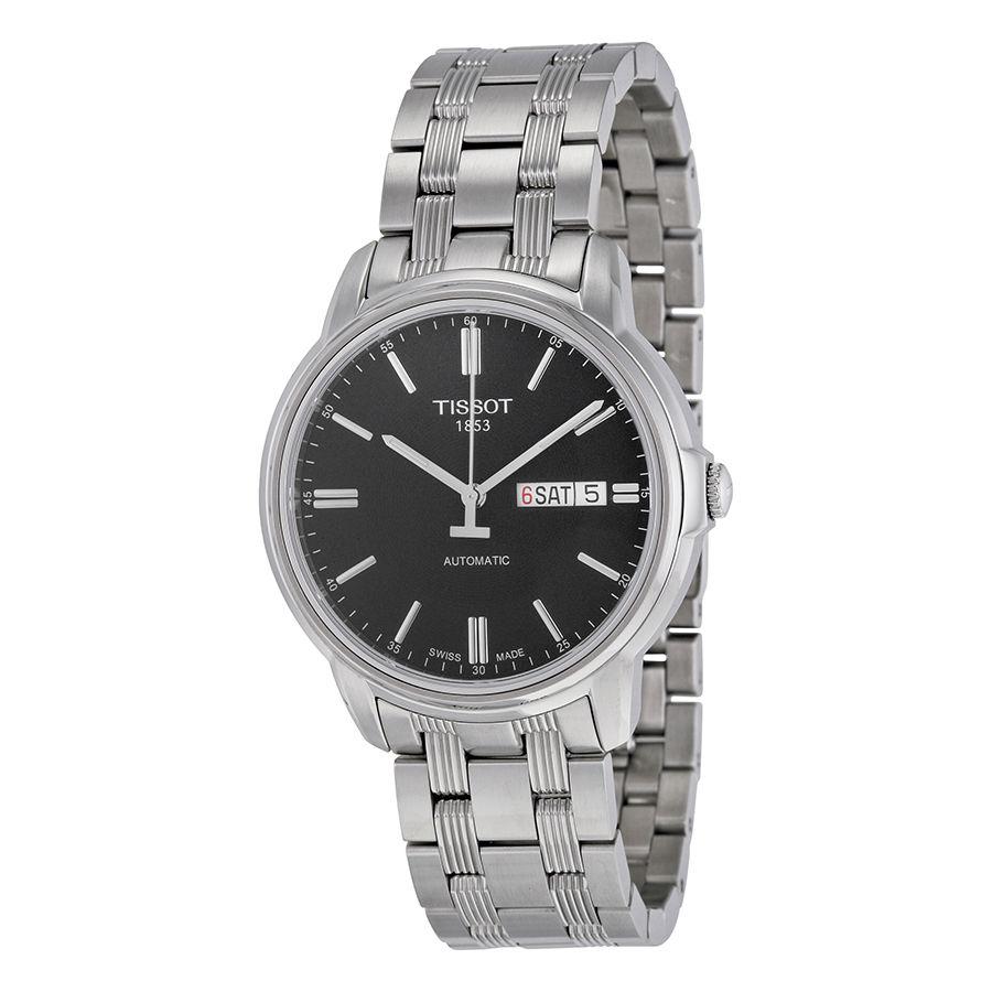 นาฬิกาผู้ชาย Tissot รุ่น T0654301105100, T-Classic Automatic III