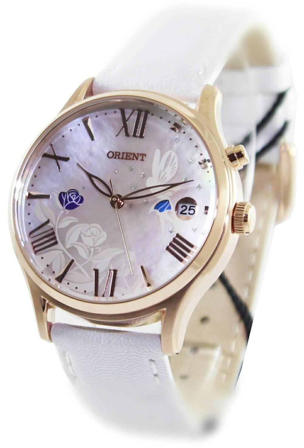 นาฬิกาผู้หญิง Orient รุ่น FDM01004WL, Fairy Mechanical Happy Stream Collection