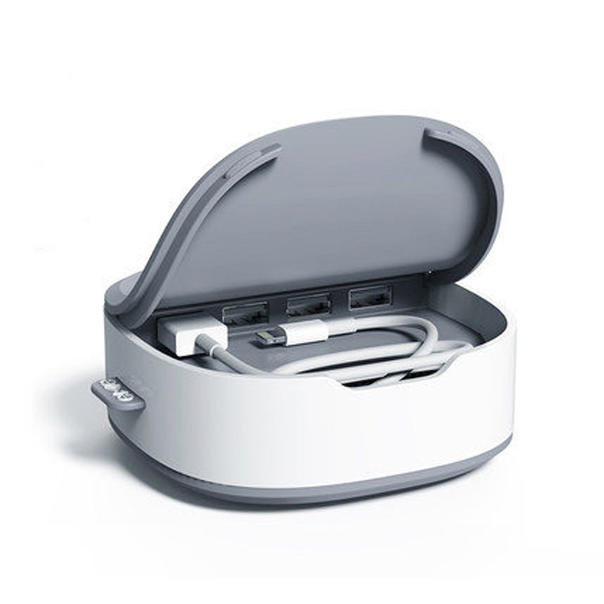 Emie 4 USB Ports Bento Charger - กล่องชาร์จไฟเบนโตะ