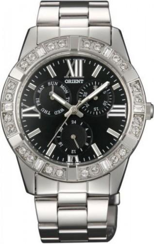 นาฬิกาผู้หญิง Orient รุ่น SUT0B005B0, Quartz Crystals Japan Watch