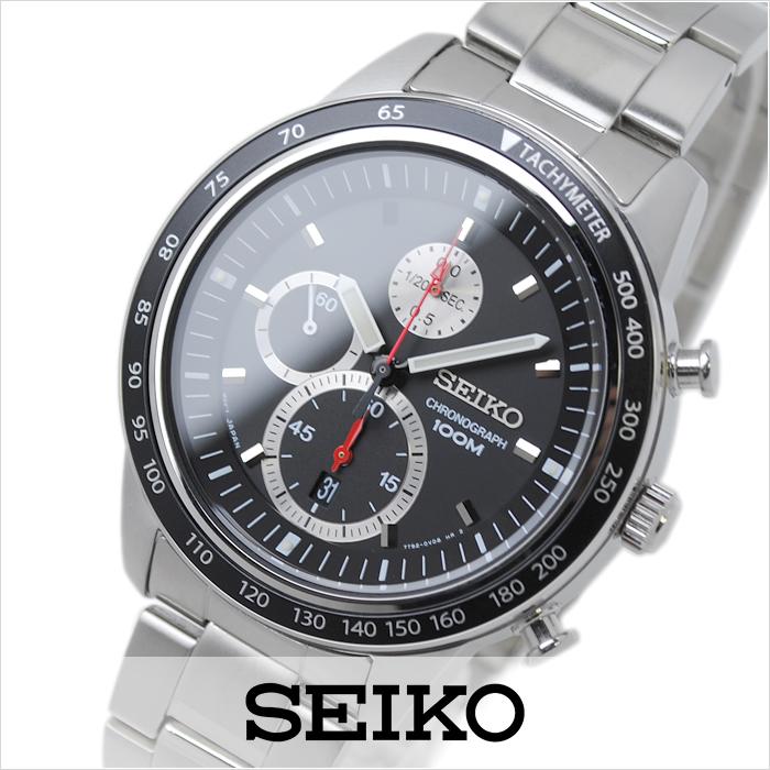 นาฬิกาผู้ชาย Seiko รุ่น SNDD85P1, Chronograph