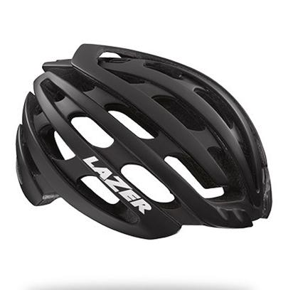 หมวกจักรยาน Z1 ‐ MAT BLACK+LED