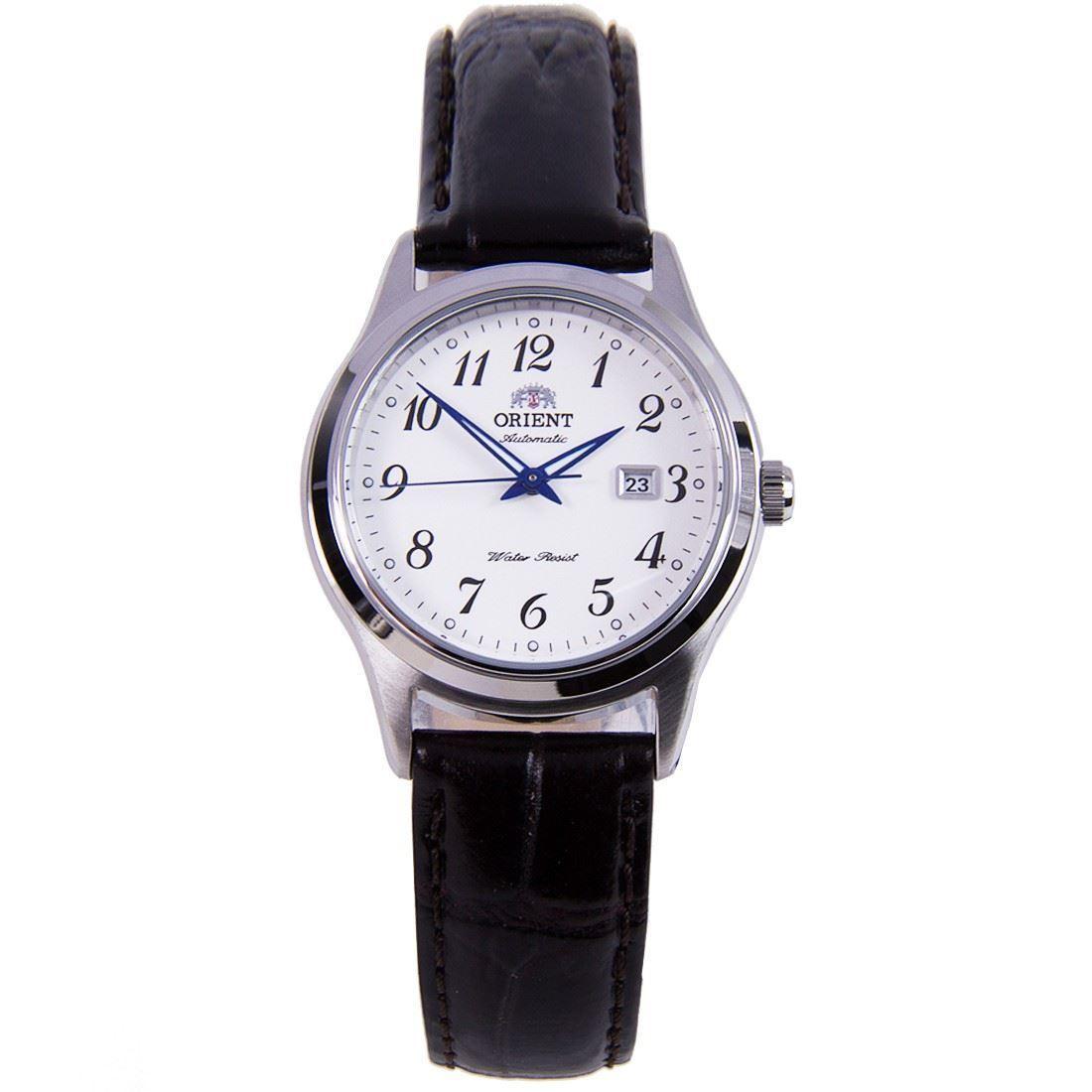 นาฬิกาผู้หญิง Orient รุ่น NR1Q00BW, Automatic Leather Strap Women's Watch