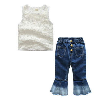 ID310-เสื้อ+กางเกง 6 ชุด /แพค ไซส์ 90-140