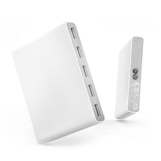 Xiaomi Chingmi QC2.0 5 USB Hub Adapter - ฮับชาร์จไฟ QC2.0