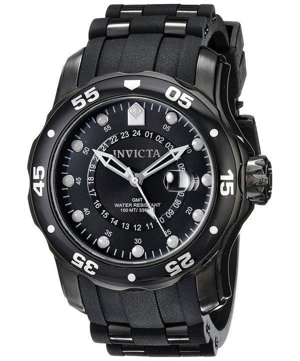 นาฬิกาผู้ชาย Invicta รุ่น INV6996, Invicta Pro Diver GMT 100M