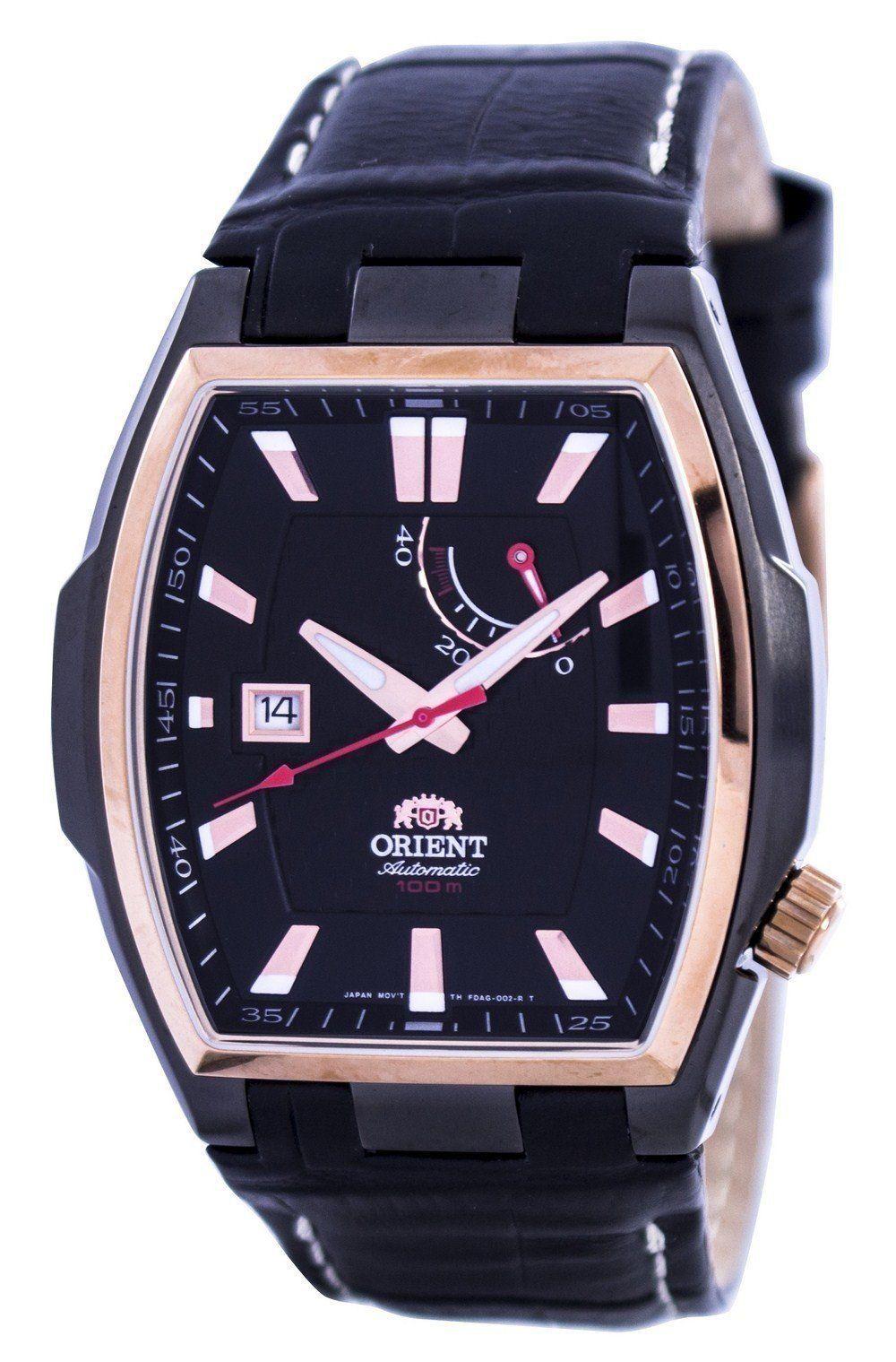 นาฬิกาผู้ชาย Orient รุ่น FFDAG001B0, Automatic