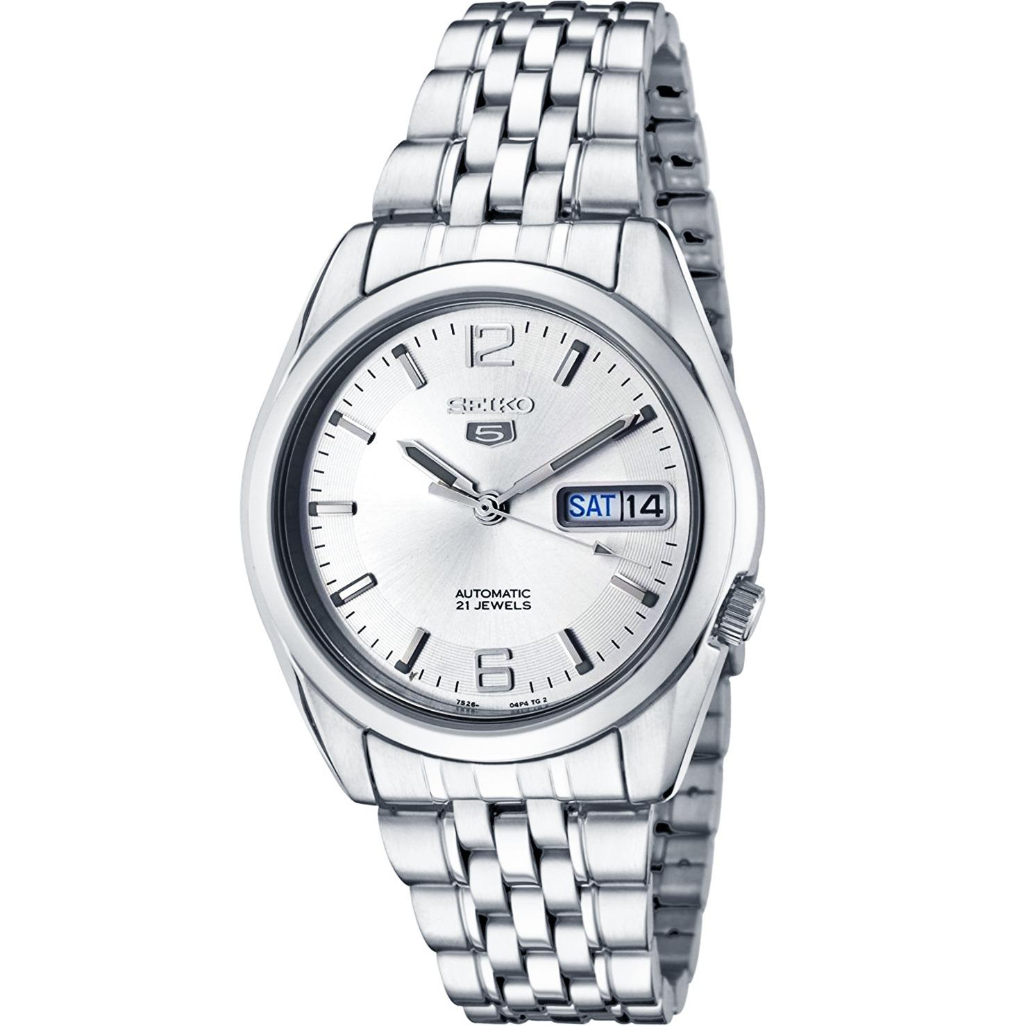 นาฬิกาผู้ชาย Seiko รุ่น SNK385K1, Seiko 5 Automatic Men's Watch