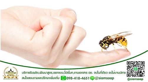 สารสกัดพิษผึ้ง (Bee Venom) 100 g.