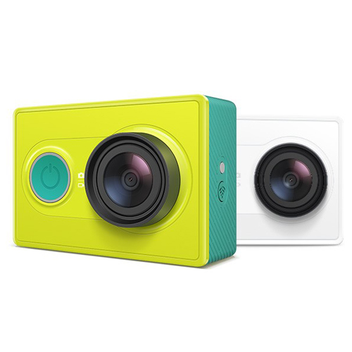 Yi Action Camera (Upgrade Version)