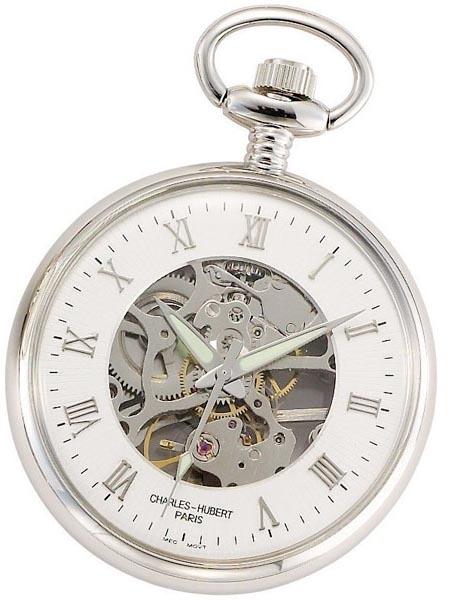 นาฬิกาพกพา Charles-Hubert รุ่น 3673, Mechanical Luminous Hands