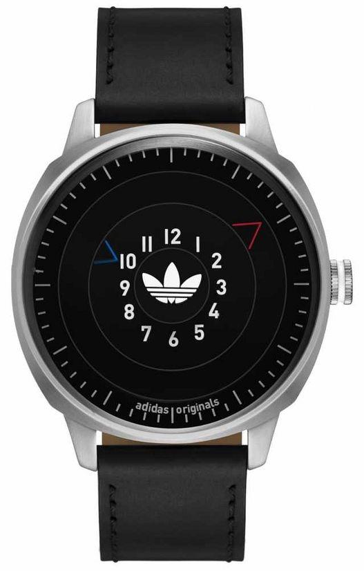 นาฬิกาผู้ชาย Adidas รุ่น ADH3126, San Francisco Black Leather Men's Watch