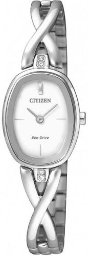 นาฬิกาข้อมือผู้หญิง Citizen Eco-Drive รุ่น EX1410-88A, Elegant Jewellery Bracelet Watch