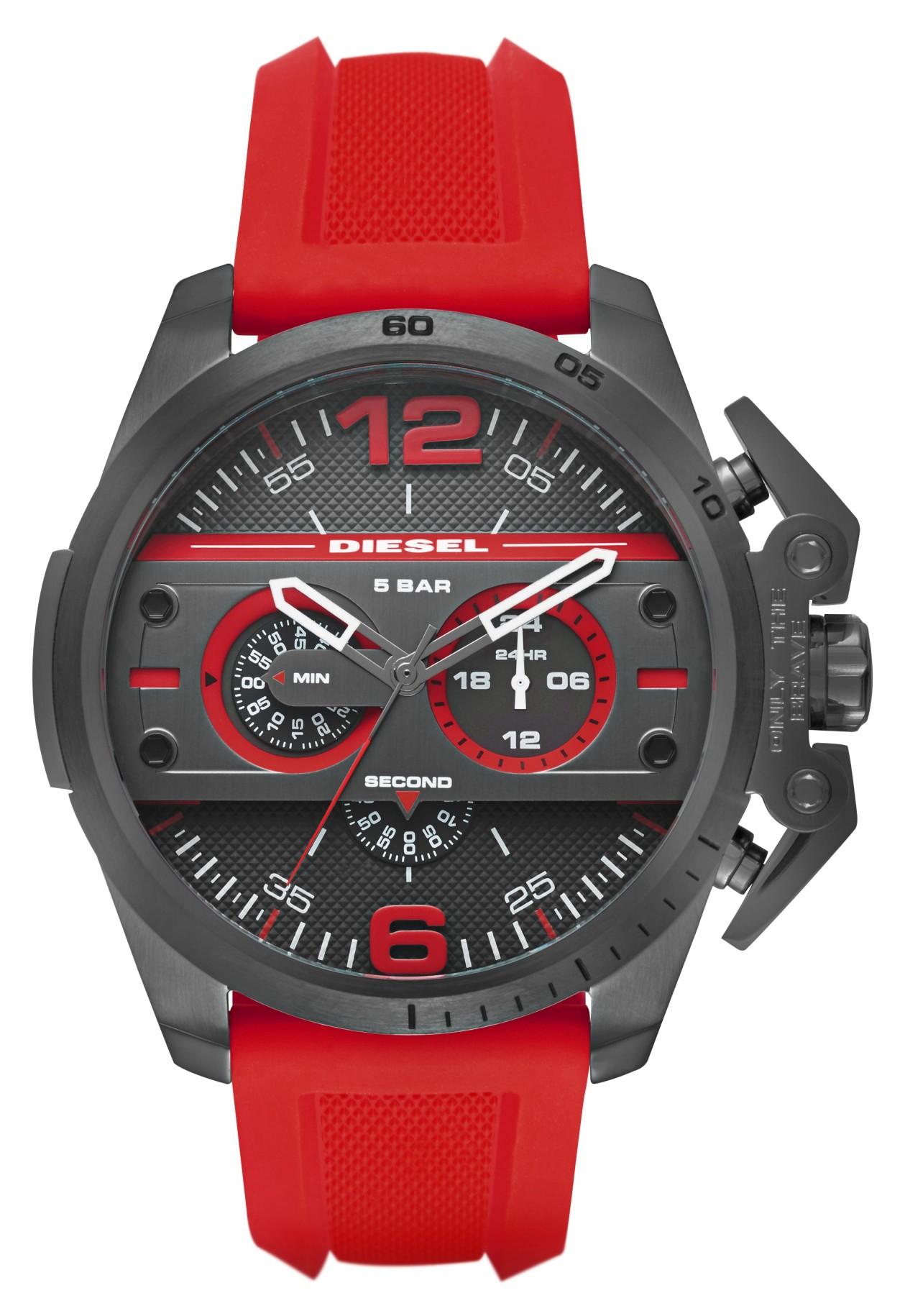 นาฬิกาผู้ชาย Diesel รุ่น DZ4388, Ironside Grey Dial Chronograph