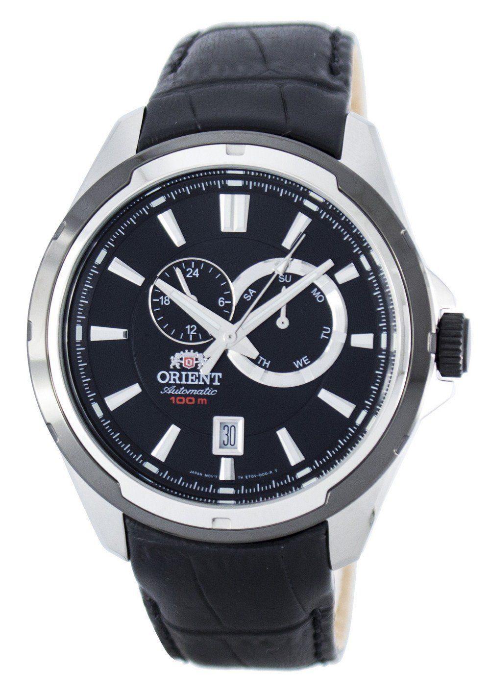 นาฬิกาผู้ชาย Orient รุ่น FET0V003B0, Sporty Automatic
