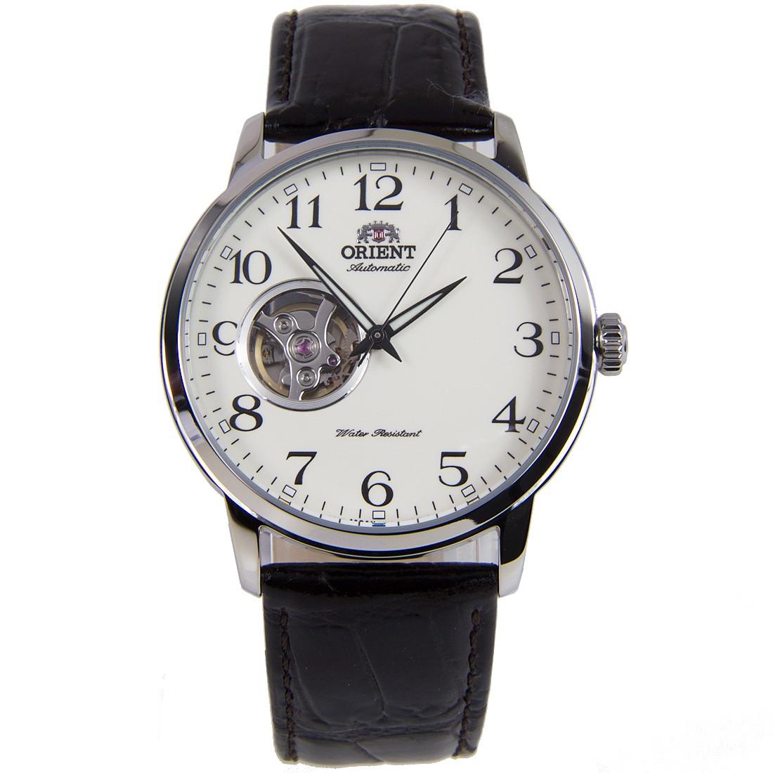นาฬิกาผู้ชาย Orient รุ่น RA-AG0010S10B, Automatic Semi Skeleton