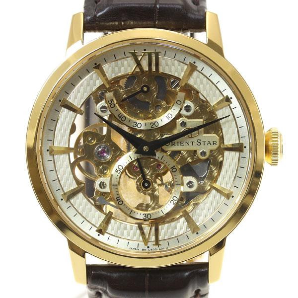 นาฬิกาผู้ชาย Orient รุ่น WZ0031DX, Orient Star Classic Automatic Self-Winding Power Reserve Made in Japan
