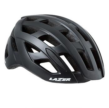 หมวกจักรยาน LAZER TONIC สี Black Mat
