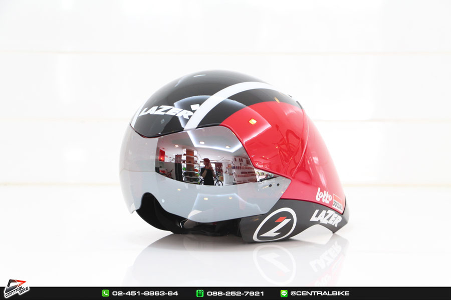 Wasp Air Black Red White Lotto Soudal