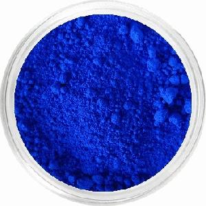 สี ultramarine blue