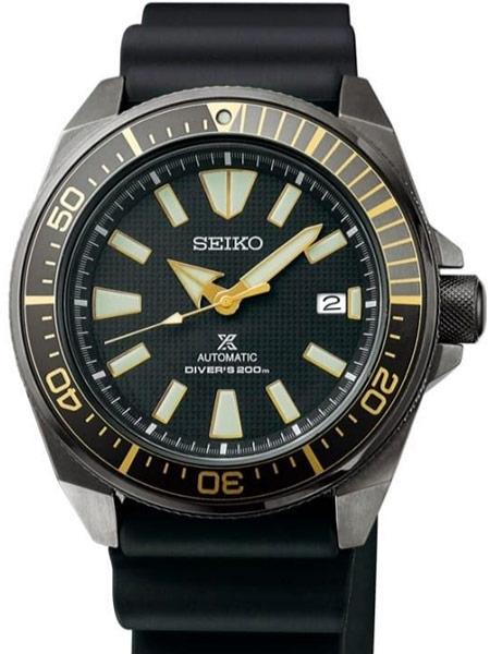 นาฬิกาผู้ชาย Seiko รุ่น SRPB55, Samurai Prospex Automatic Diver Watch