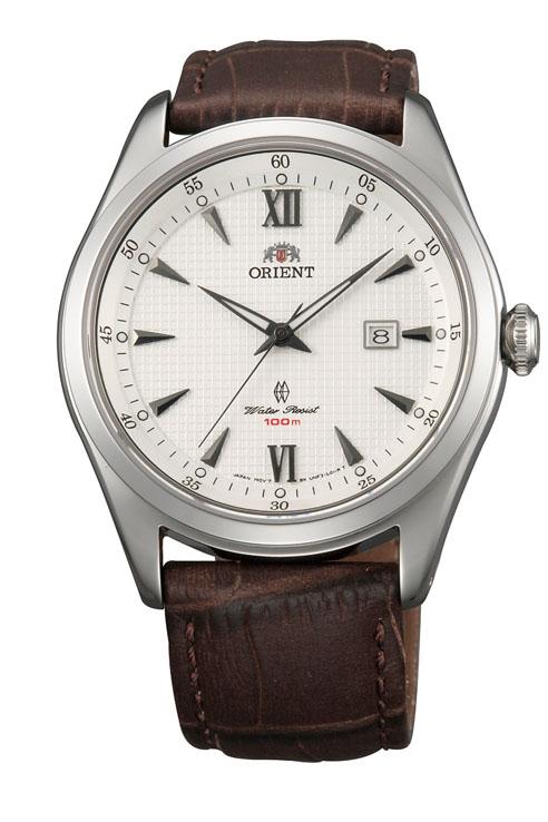 นาฬิกาผู้ชาย Orient รุ่น FUNF3005W0, Classic Saphire Quarz WR 100M