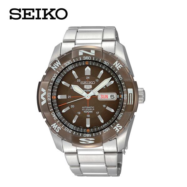 นาฬิกาผู้ชาย Seiko รุ่น SNZJ09J1, Seiko 5 Sports Automatic Japan