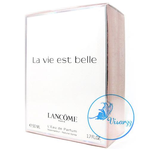 (ลดพิเศษมากกว่า 37%) Lancome La Vie Est Belle EDP 75 mL น้ำหอมกลิ่นใหม่ล่าสุด สะท้อนผ่าน 5 ส่วนผสมหลักอย่างดอกไอริส ที่หอมหวานอย่างไม่เคยมีมาก่อน