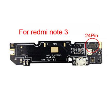 USB Charger แผงตูดชาร์จ Redmi NOTE3 MTK