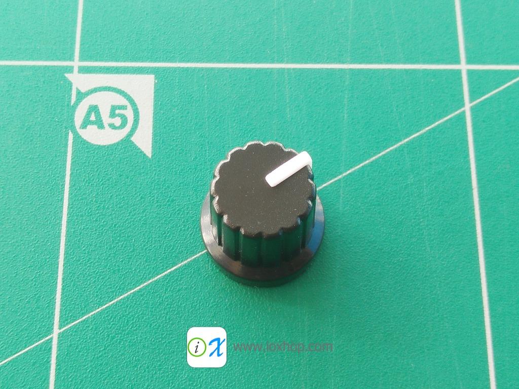 Potentiometer Knobs Caps