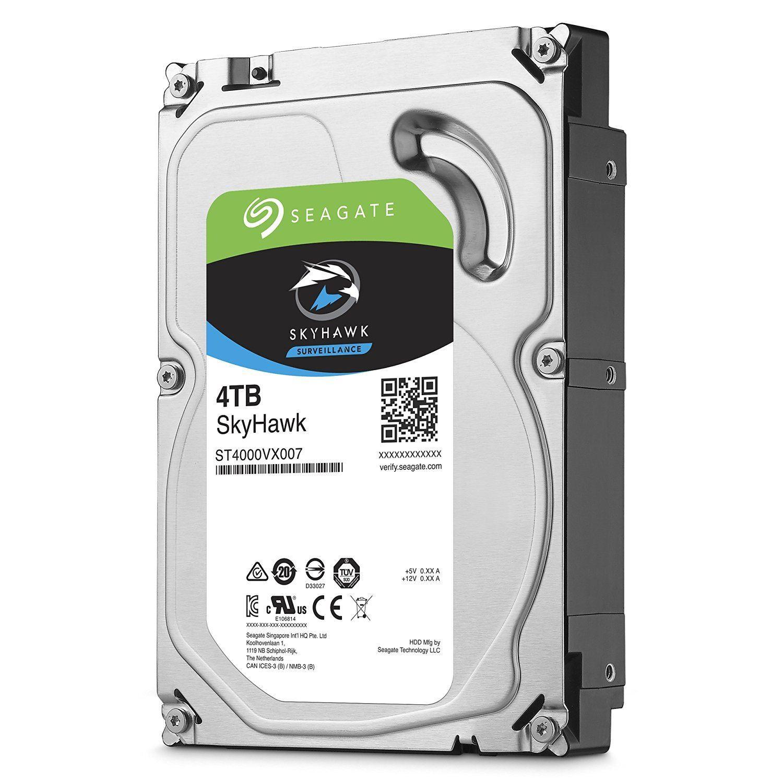 SEAGATE SkyHawk HDD 4TB (SGT-ST4000VX007)