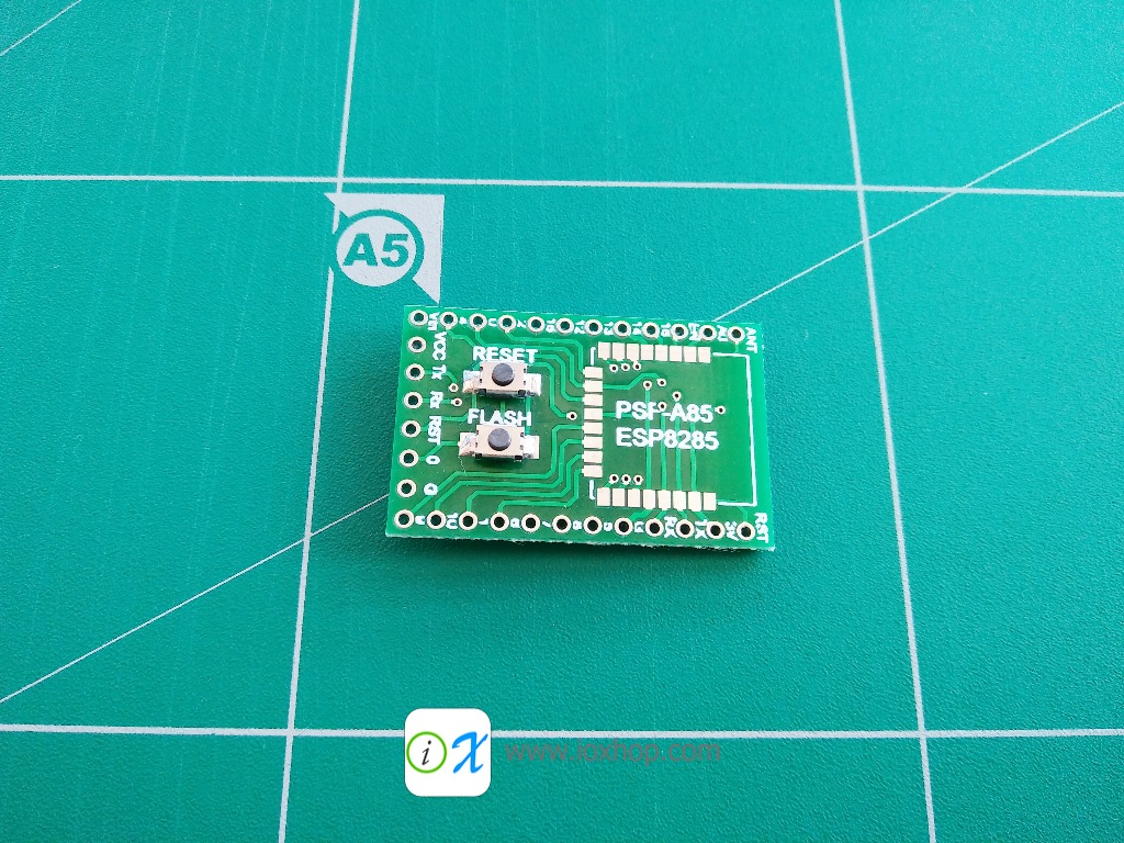 ESP8285 PSF-A85 Adapter board