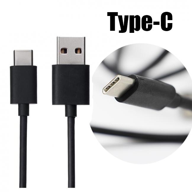 Xiaomi Type C USB Cable 2A ของแท้ สีดำ