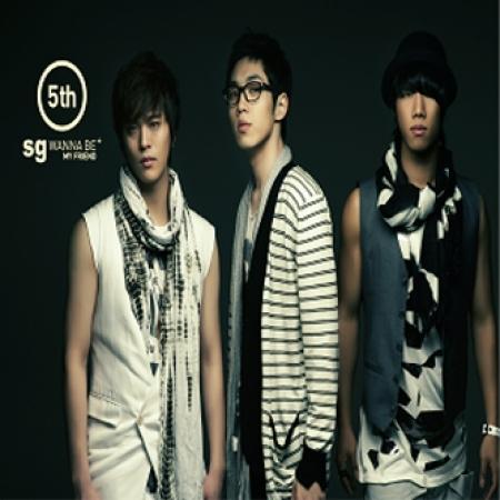 """[PRE-ORDER] SG WANNA BE - 5th Album """"MY FRIEND"""""""