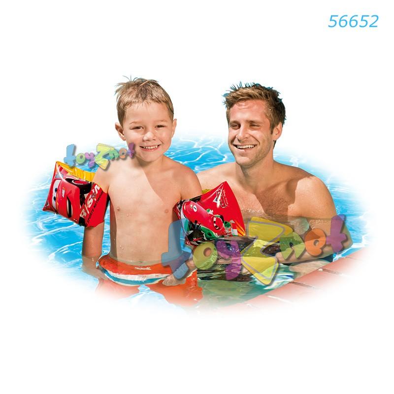Intex ที่สวมแขนว่ายน้ำคาร์ รุ่น 56652