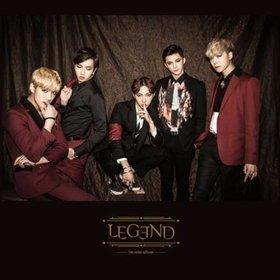"""[PRE-ORDER] The Legend - 1st Mini Album """"Lost"""""""