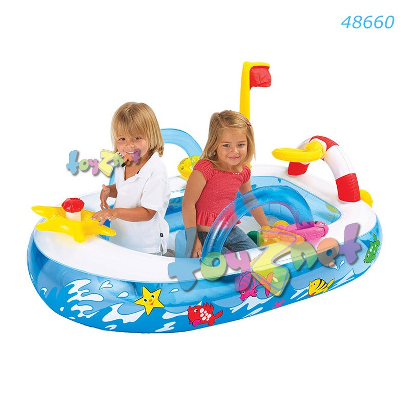 Intex สวนสนุกเรือเดินทะเล รุ่น 48660