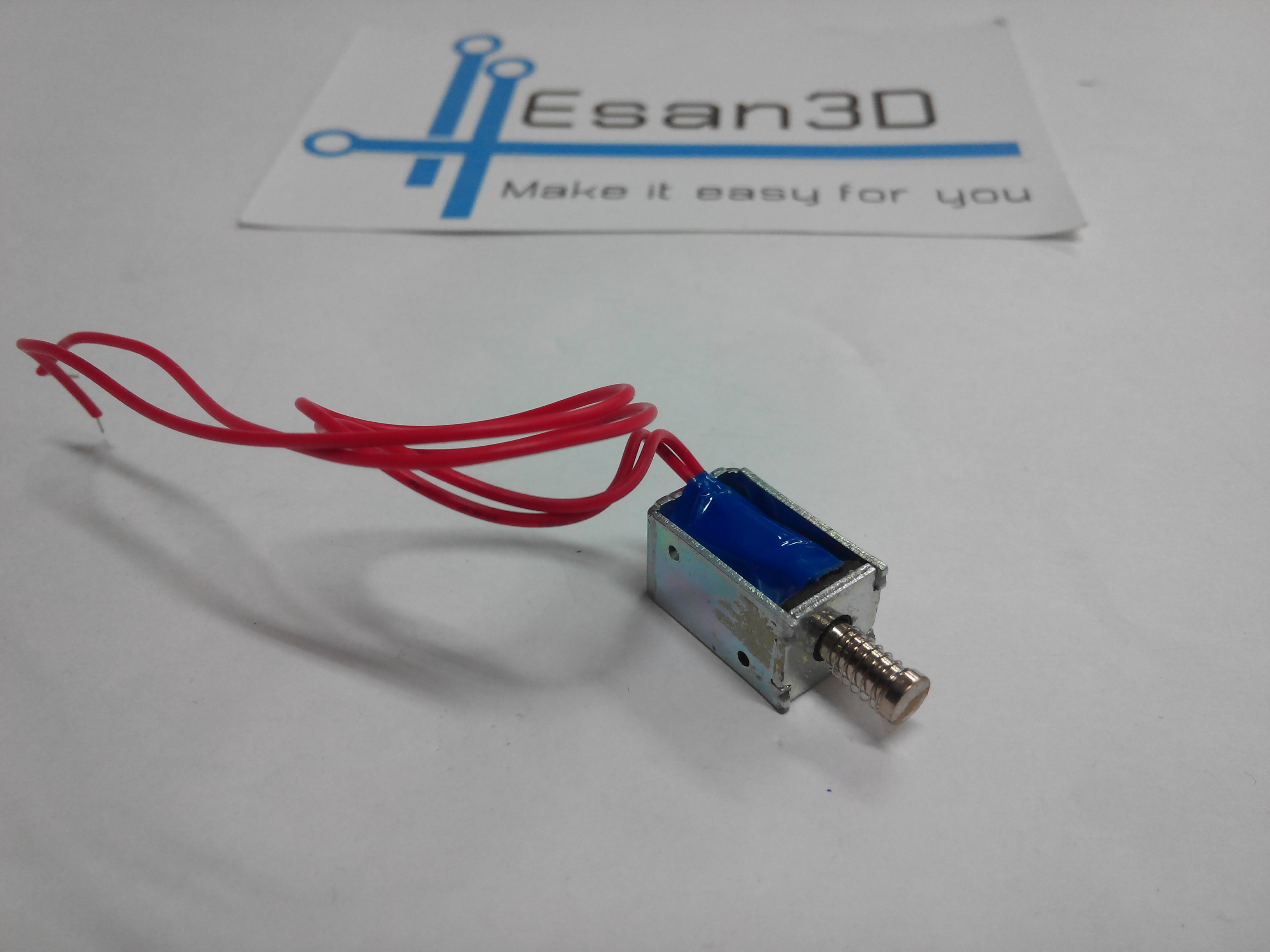 Micro solenoid electromagnet switch 3V-12V DC 80mA-350mA