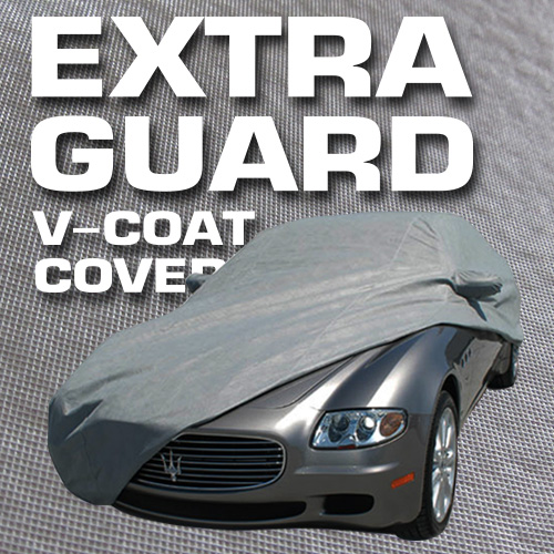รุ่น Extra Guard V-Coat Cover สำหรับรถเก๋ง