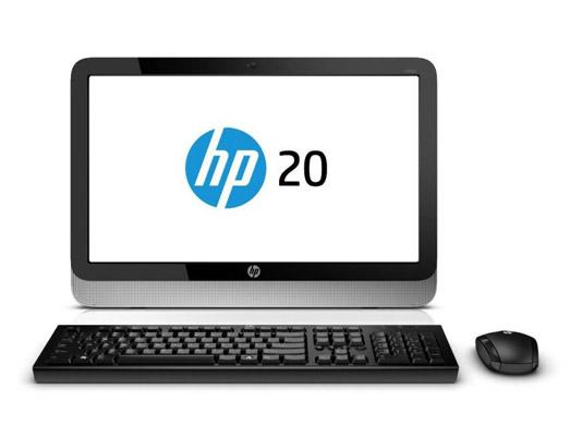 AIO HP 20-2066L J2900 - F7F54AA#AKL
