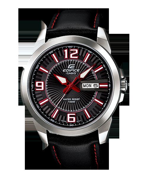 นาฬิกา คาสิโอ Casio EDIFICE 3-HAND ANALOG รุ่น EFR-103L-1A4V