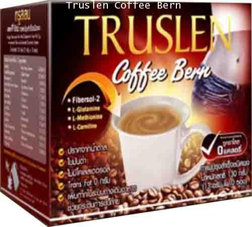Truslen coffe bern 1 กล่อง