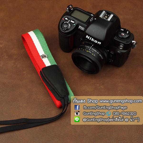 สายกล้องคล้องคอลายสวยๆ cam-in Italy