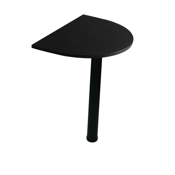 โต๊ะต่อข้างขาเหล็ก JTE-8060