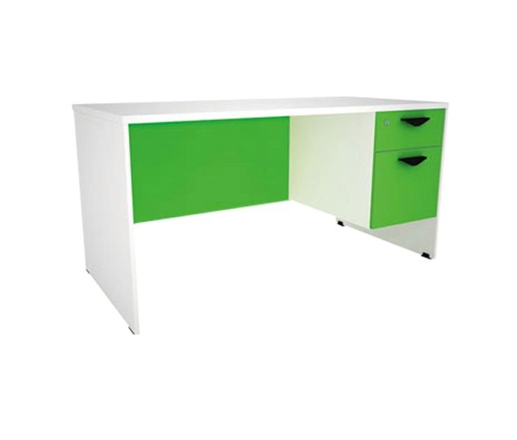 โต๊ะทำงาน 1.20 ม. พร้อมลิ้นชัก IDK-1202