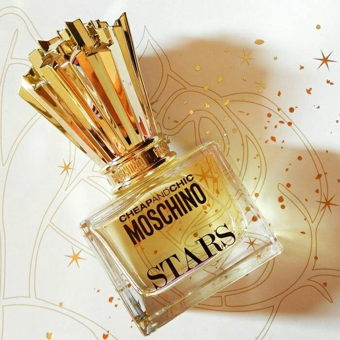 Moschino Cheap & Chic Stars 5ml. Eau de Parfum ขนาดทดลอง