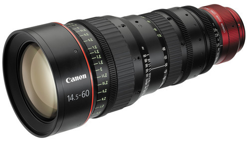 Canon CN-E 14.5-60mm T2.6 L S Cine Lens - EF Mount สอบถามราคาพิเศษ 086 888 6534