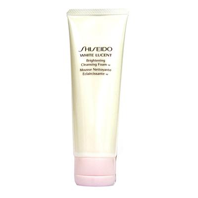 Shiseido WHITE LUCENT Brightening Cleansing Foam 30 ml. มอบความกระจ่างใสให้ผิว ด้วยโฟมทำความสะอาดแสนอ่อนโยน