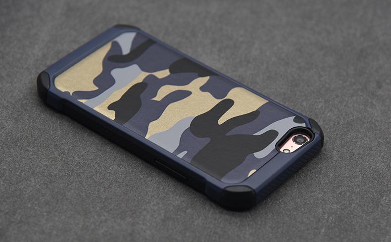 เคสลายพราง / ลายทหาร NX CASE Camo Series Oppo A57 / A39